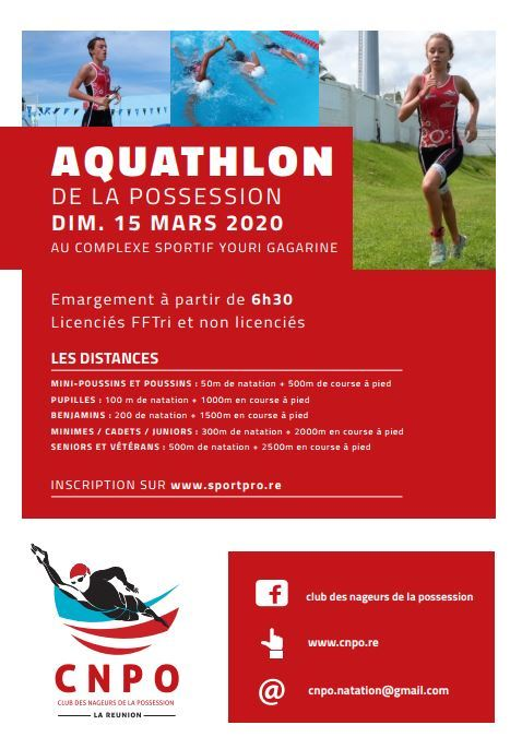 Aquathlon Possession